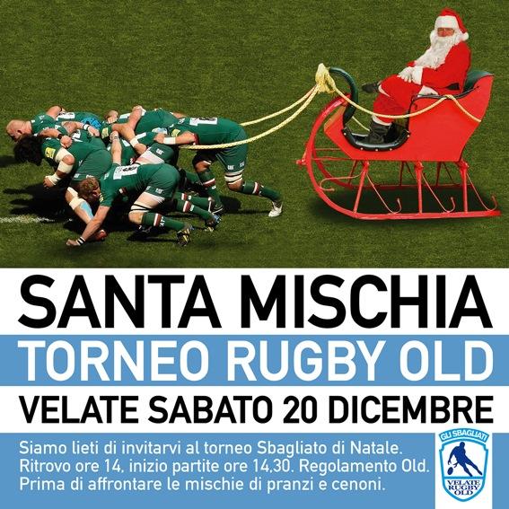 rugby santa