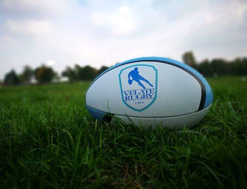 Prenota il pallone del Velate Rugby