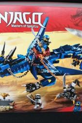 Lego Ninjago dragone della tempesta