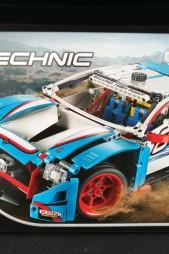 Lego Technic macchina da rally