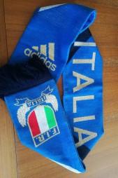 Sciarpa Adidas della nazionale italiana