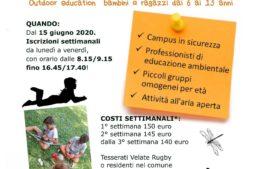 """Campus Sport e Natura"" in outdoor-education"