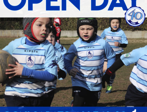 Open Day al Velate Rugby !!!