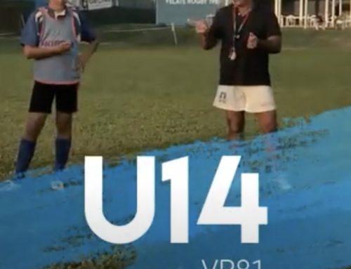 La U14 ti aspetta