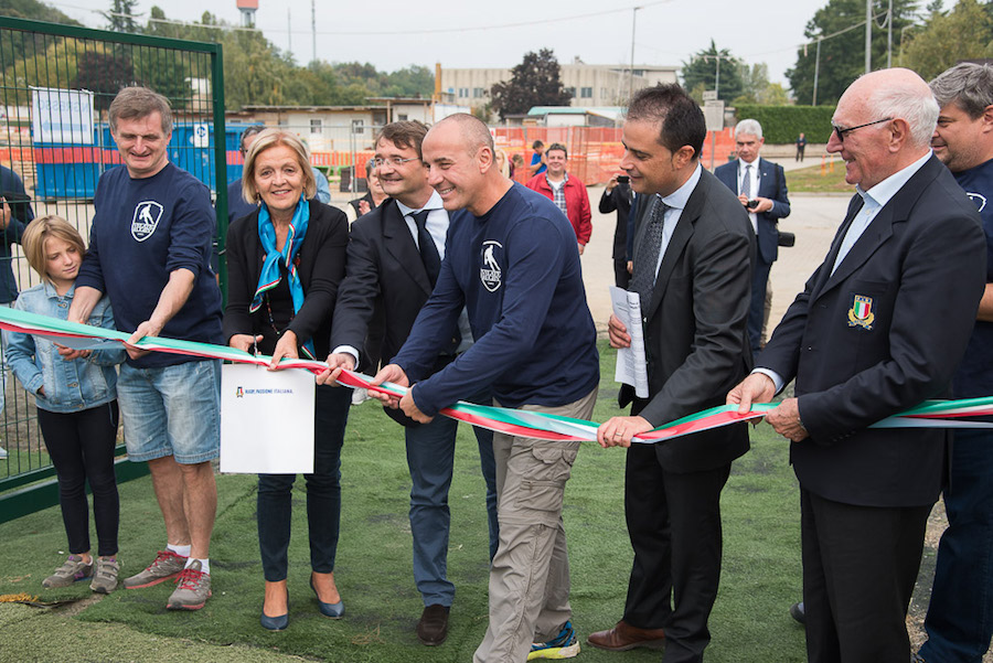 30 Settembre, Velate Rugby 1981 ha inaugurato la nuova struttura