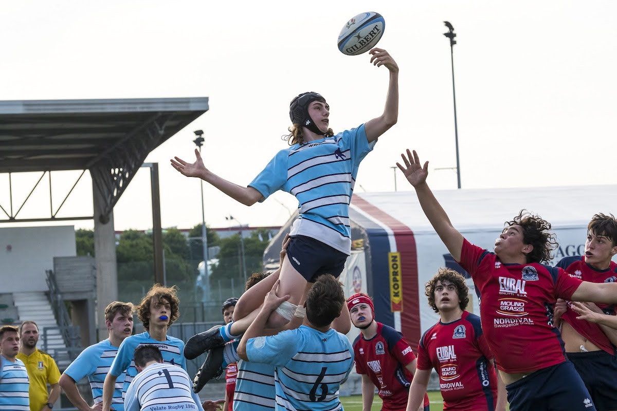 U16 Rugby Rovato – VR81