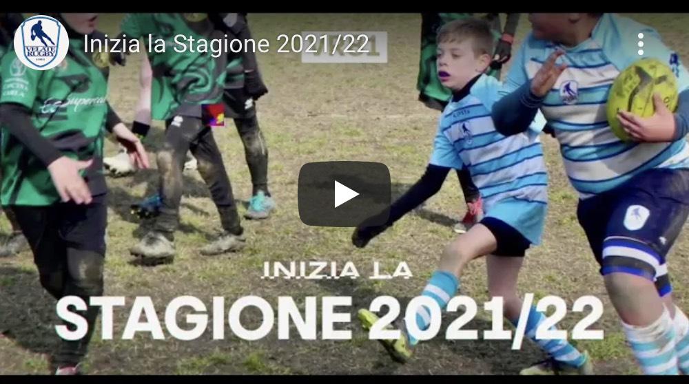 Inizia la Stagione 2021/22